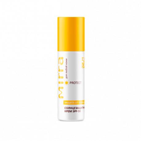 Солнцезащитный крем SPF-50